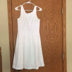 White Dress from White House Black Market